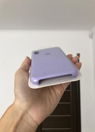 Чехол на айфон 10,x,xs silicon case3 фото