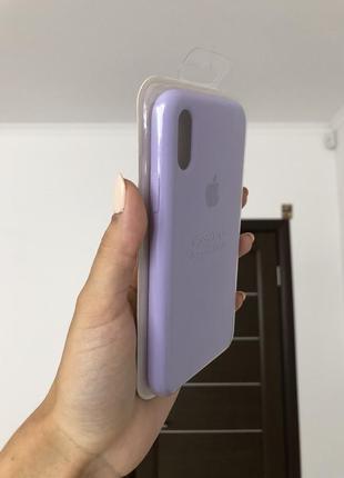 Чехол на айфон 10,x,xs silicon case2 фото