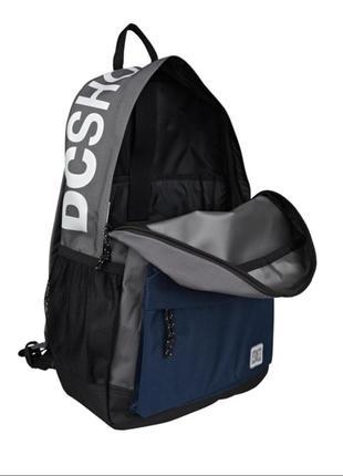 Фирменный рюкзак dc shoes, оригинал