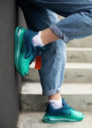 Шикарные кроссовки унисекс nike air max 7205 фото