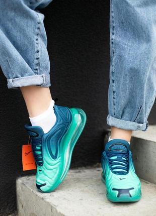 Шикарные кроссовки унисекс nike air max 7207 фото