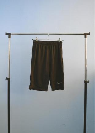 Шорти nike dri-fit men black shorts