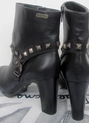 Ботинки pepe jeans3