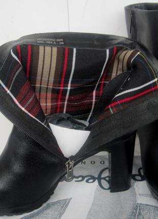 Ботинки pepe jeans5