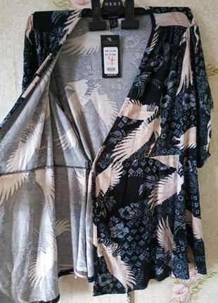 Новая женская блузка # блузка на запах # блуза вискоза # new look