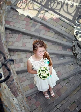 Гарна романтична сукня