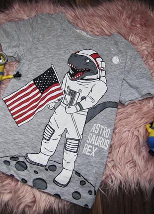 Супер классная футболка для мальчика