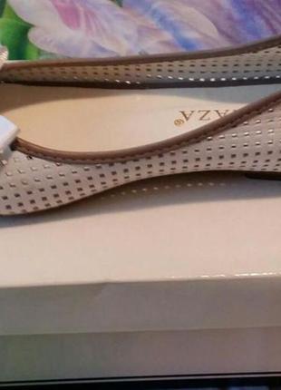 Кожаная обувь1 фото