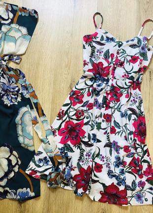 Красивое платье,сарафан dorothy perkins
