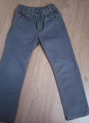 Джинсы,брюки h&m 116
