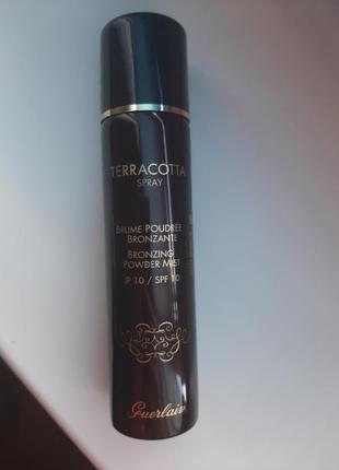 Бронзирующий спрей guerlain terracotta spray bronzing powder mist