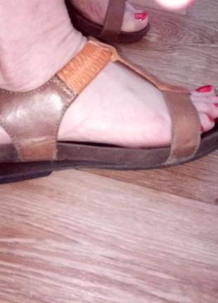 Босоножки ara кожа
