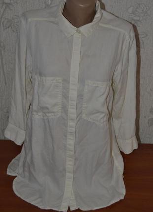 Большой выбор блузок и рубашек разных размеров