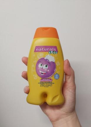 """Детский шампунь-кондиционер """" бодрая слива"""" avon naturals kids"""