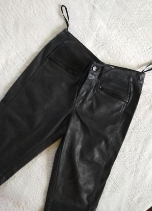 Only штаны кожаные, искуственная кожа, эко кожа, брюки байкерские