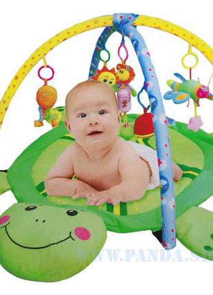 Розвивающий детский коврик