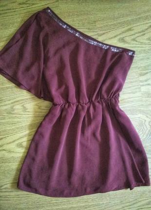 Знижка!!! сукня на одне плече