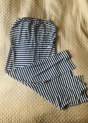 Длинная юбка для беременной девушки