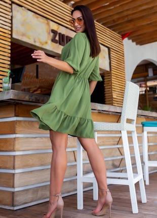 Летнее платье l xl