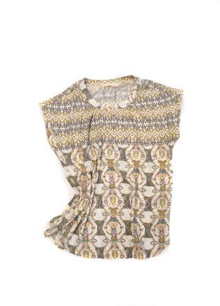 Шикарная luxury шелковая блузка max volmary /2154/