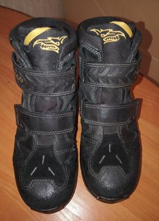 Ботинки ecco gore-tex