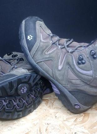 Треккинговые ботинки jack wolfskin 39 р # 1343