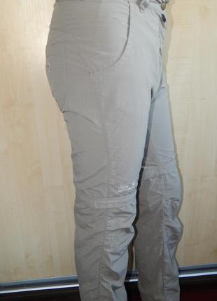 Брюки штаны трекинговые мембрана jack wolfskin