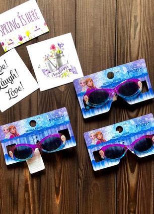 Фирменные очки для девочки primark