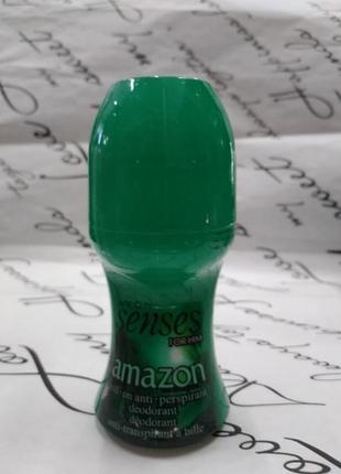 Шариковой дезодорант от avon 50ml senses amazon