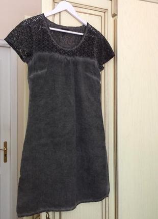 Нове.плаття бренду street one 100% cotton оригінал