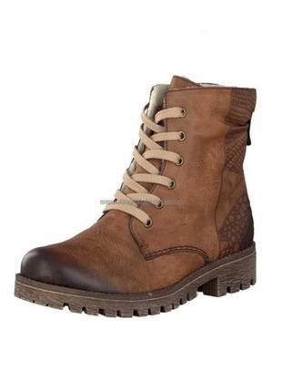 Rieker antistress ботинки, сапоги, зима, зимние ботинки, полуботинки, оригинал, германия