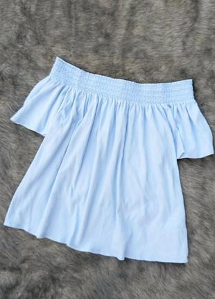 Блуза топ кофточка на плечи marks and spencer