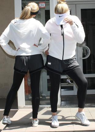 Лосины-шорты женские under armour