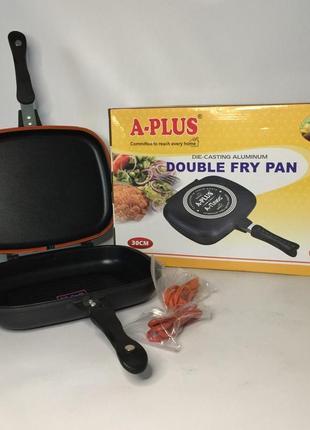 Сковорідка для гриля і жарки