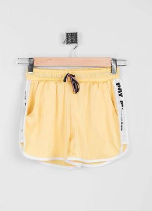 Стильные женские спортивные короткие трикотажные шорты4 фото