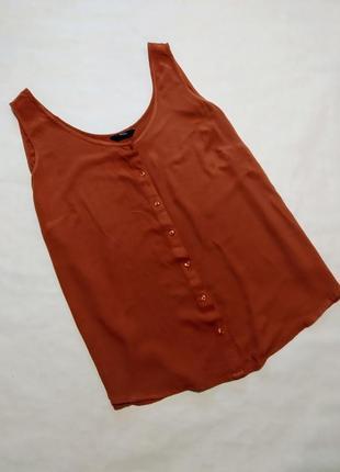 Майка блузка большой размер блуза