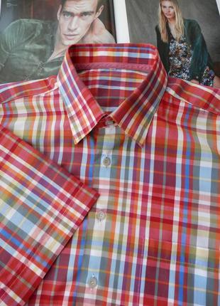 Haupt - німецька брендова рубашка сорочка - літо стиль якість