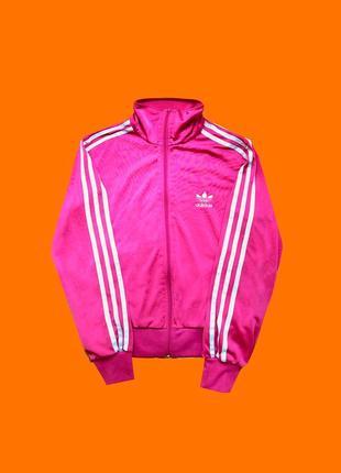 Adidas, мастерка adidas, олимпийка adidas, розовая олимпийка, женская олимпийка, толстовка