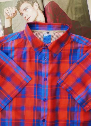 Якісна брендова рубашка сорочка nord 46, в стилі columbia