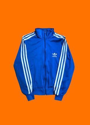 Adidas, олимпийка adidas, синяя олимпийка, женская олимпийка, толстовка