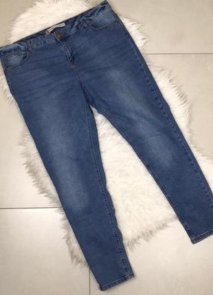 Голубі джинси від george