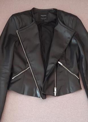 Косуха шкірянка шкіряна куртка кожаная куртка