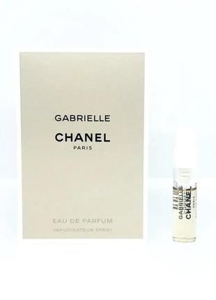 Chanel gabrielle/ парфуми/духи/пробник