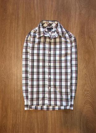 Рубашка tommy hilfiger, оригинал, 12-14 лет