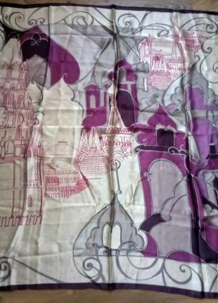 Винтажный платок   max mara