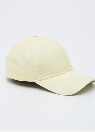 Новая кепка/бейсболка sinsay 100% хлопок