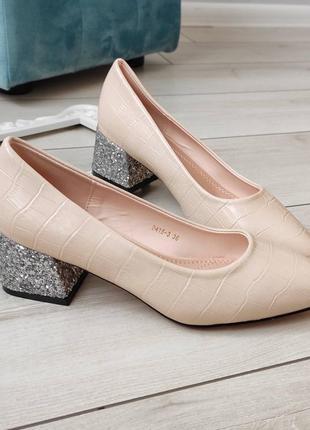 Шикарные туфли.