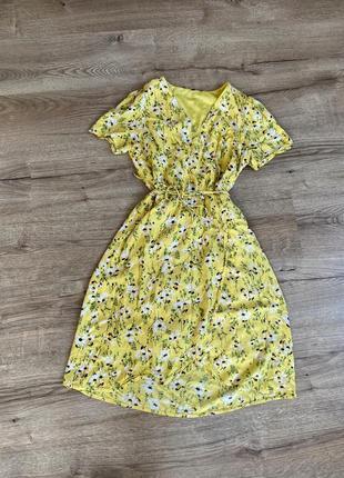 Чарівне плаття, стильное платье на запах, модна сукня