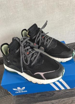 Кроссовки adidas nite jogger адидас размер 39,5-40