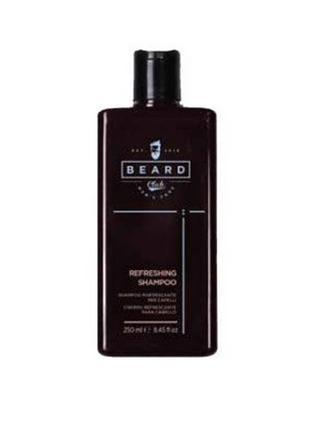 Beard club освежающий шампунь для всех типов волос
